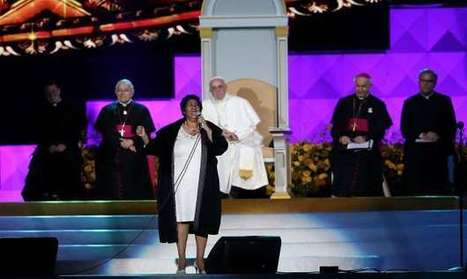 Aretha sings for the pope and more music news | Hollywood Week | Scoop.it