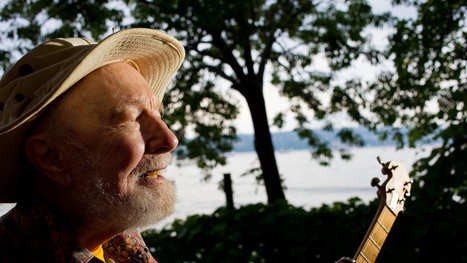 Pete Seeger, Songwriter and Champion of Folk Music, Dies at 94 | Lyme Disease | Scoop.it