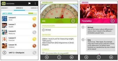 Lingualia, red social para aprender idiomas, llega a los 50 mil estudiantes y lanza app para Android | GeeksRoom | Aprendiendo a Distancia | Scoop.it