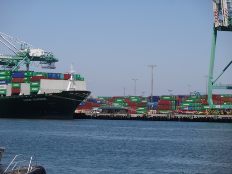 """""""Co. Plans to Import Cement at Marine Terminal"""", SDBJ 