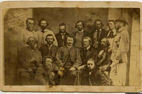 Louis Riel: de rares photographies historiques découvertes en Australie | Théo, Zoé, Léo et les autres... | Scoop.it