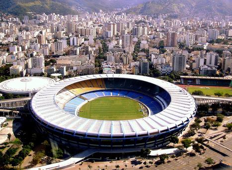 Brazil's football Mecca corroded by fans' urine - Telegraph | Brazilianisms | Scoop.it