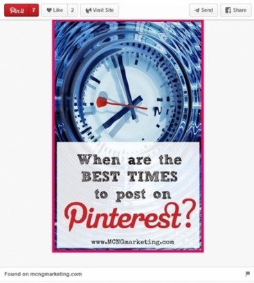 Pinterest Traffic: How to Use Pinterest for More Exposure | Public Relations & Social Media Insight | Scoop.it