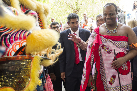 Swaziland votes in 'monarchical democracy' | Human Geography | Scoop.it