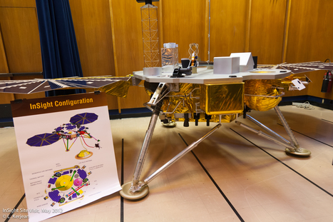 Construction to Begin on 2016 NASA Mars Lander | InSight mission | Scoop.it