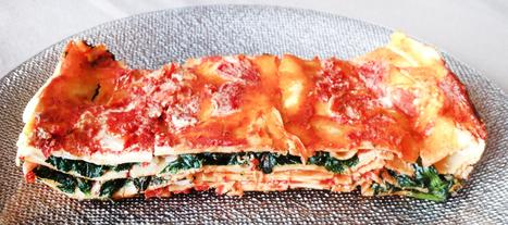RECETTE DES LASAGNES AUX EPINARDS ET RICOTTA | <3 Food | Scoop.it