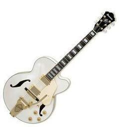ibanez-aft75tdgiv-semi-acoustic-artcore-hh-white-9033427-0-1266249401000.jpg (300x300 pixels) | classical Guitars | Scoop.it