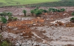 "Brazil Mine Disaster Floods Area With Toxic Substances (""irreversible mining consequence"") 