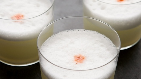 Pisco Sour - das Nationalgetränk Perus - Rezepte | #Cocktails | Hobby, LifeStyle and much more... (multilingual: EN, FR, DE) | Scoop.it