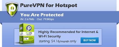 Threats of Hotspot security | Best VPN Services | Scoop.it