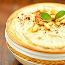Artichoke & White Bean Hummus | Recipes | Scoop.it
