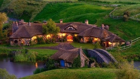 Amazingly Cool Real Life Hobbit Pub Opens in New Zealand - News - GeekTyrant | Geek Porn Digest | Scoop.it