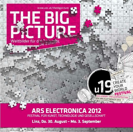Ars Electronica 2012 at Linz, 30 Aug - 3 Sep | Randomgrid | Scoop.it
