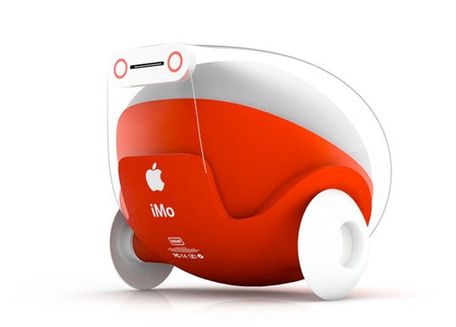 The iMo: If Apple Designed Electric Cars… | The Jazz of Innovation | Scoop.it