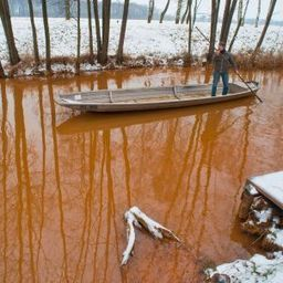 Photo Gallery: Fighting Mining Muck in the Spree River | Sustain Our Earth | Scoop.it