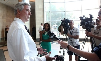 Cloud over Michael Brown inquiry as attorney general arrives in Ferguson | SocialAction2014 | Scoop.it