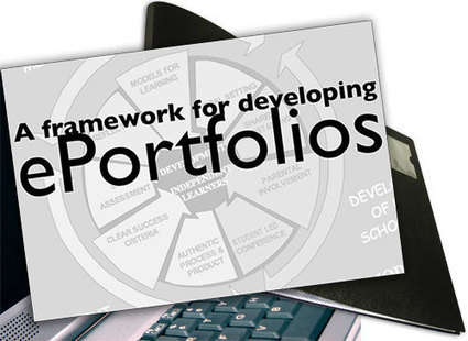 E-portfolios: Ten step guide to implementing in your school | | about ePortfolios | Scoop.it