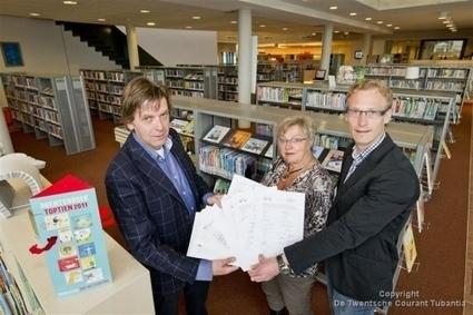 René Siteur (57) directeur bibliotheek Hengelo | Van het web | Scoop.it