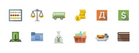 Flat Icons | freebies | Scoop.it