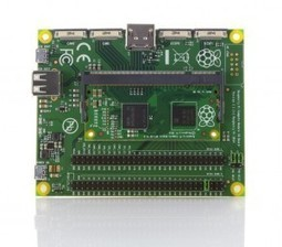 Raspberry Pi gets the kit for industrial prototyping   Raspberry Pi   Scoop.it