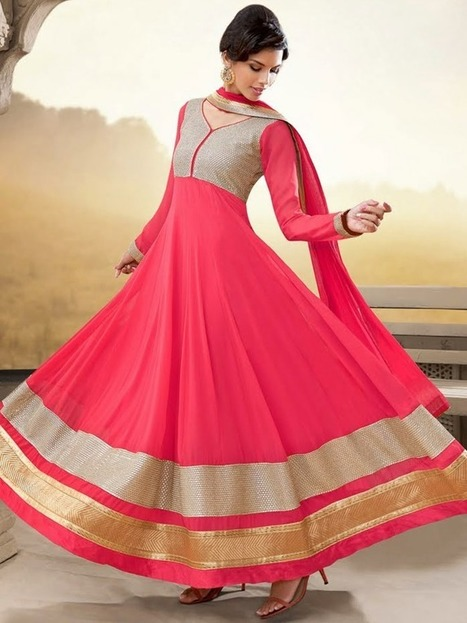 Kalazone Bridal Saree Online Shopping In India: Buy Salwar Kameez Online India | Latest Anarkali Salwar Kameez Online | Scoop.it