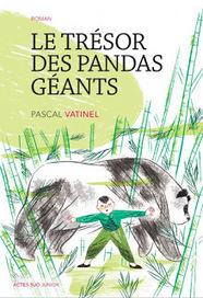 Le trésor des pandas géants | Littérature jeunesse, roman album et autres | Scoop.it