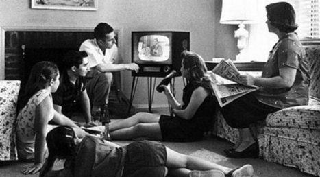 Parents, Television And Cultural Change - Analysis - Eurasia Review | Educommunication | Scoop.it