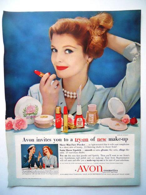 Retro Avon Cosmetics | BEAUTY | Scoop.it