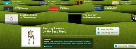 Last.fm Discover delivers greener pastures of music discovery   DJing   Scoop.it