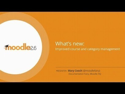 Moodle 2.6 Release Highlights | Moodle | Scoop.it