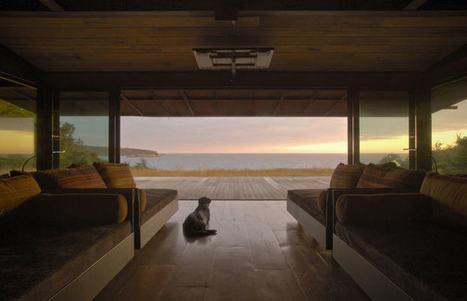 Une maison qui s'adapte à l'environnement - CôtéMaison.fr | La Maison BBC (Basse consommation) | Scoop.it
