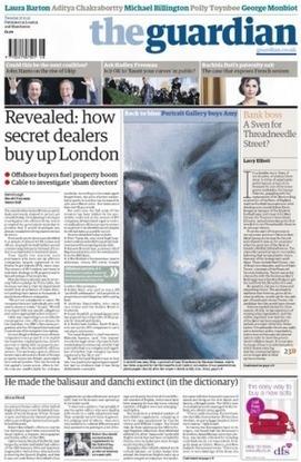 Paradis fiscaux et fraudeurs GB : vaste enquête du Guardian | Communication à l'ère du numérique | Scoop.it