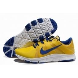 Nike Free Trainer 5.0 Mens Shoes Yellow Blue Australia | Nike Lebron 10 | Scoop.it