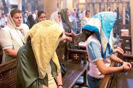 Egyptian riddle: How many Christians are there? | Égypt-actus | Scoop.it