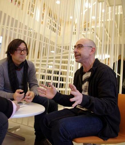 Gourdon. «La médiathèque, un silo à livres» | Pays de Gourdon Tourisme | Scoop.it