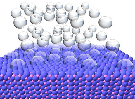 Nanoparticle Triggers Chemical Reaction that Generates Hydrogen from Water | Five Regions of the Future | Scoop.it