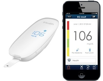 iHealth announces Wireless Smart Gluco-Monitoring System | Autres ustensiles NTIC | Scoop.it