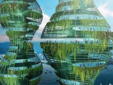 Voyage écolo dans les villes du futur | TRH du LPO | Scoop.it