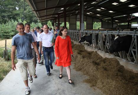Thenon : Le pouls du monde agricole | Agriculture en Dordogne | Scoop.it