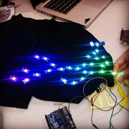 Insta-Arduino   #workinglate on #wearabletechnology with...   Raspberry Pi   Scoop.it