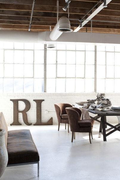 { Today I ♥ } Les grandes fenêtres industrielles… | décoration & déco | Scoop.it