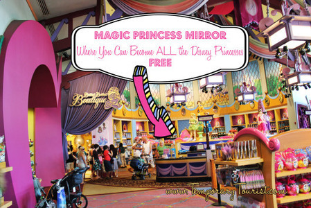 Did you Know You Become a Princess at WDW WOD in DTD? | Walt Disney World Parks and Resorts | Scoop.it