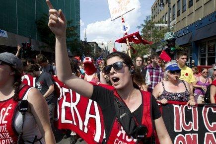 Droit de grève aux étudiants: le PLQ talonne Pierre Duchesne | Jocelyne Richer | Éducation | L'enseignement dans tous ses états. | Scoop.it
