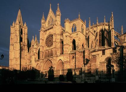 Los enigmas de la Catedral de León - Arqueología, Historia Antigua y Medieval - Terrae Antiqvae   Arquitectura Divina   Scoop.it