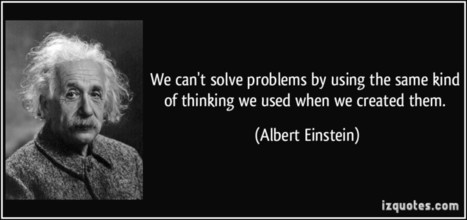 The difference between creating and solving problems | Leadership Art and Science | Scoop.it