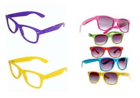 Gafas de colores hacen lucir como uno de los accesorios mas imperdibles para esta primavera | fashion accesories | Scoop.it