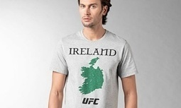 Reebok blames 'design error' for regrettable UFC Ireland shirt | Cultural Geography | Scoop.it