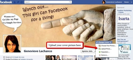 Facebook Timeline Cover Tools to Unleash your Creativity | VA Simple Services | Everything Facebook | Scoop.it