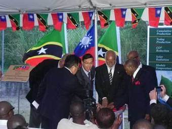St Kitts launches Region's First Solar Energy Farm :: The St. Kitts-Nevis Observer | Energy in the Caribbean | Scoop.it