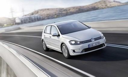 Volkswagen E-Golf! Sneak Peak | Sustain Our Earth | Scoop.it